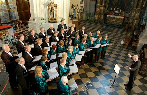 Cwmbran Baroque Singers on Tour